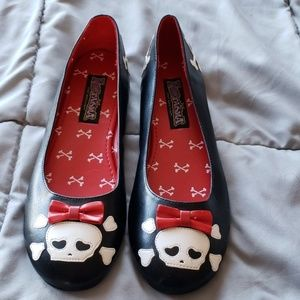 NWOT Funtasma Punk Shoes Size 9